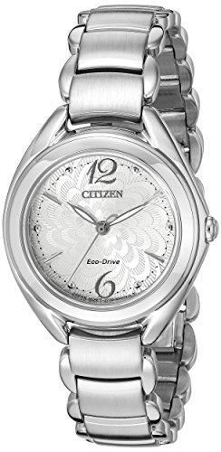 Citizen Eco-Drive Women's FE2070-84A Sihouette Watch