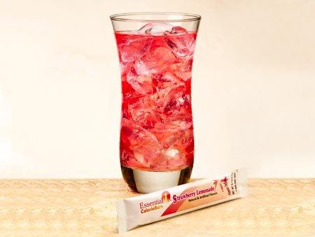 Medifast Essential1: Calorie Burn Strawberry Lemonade Flavor Infuser (1 Box/21 Servings)