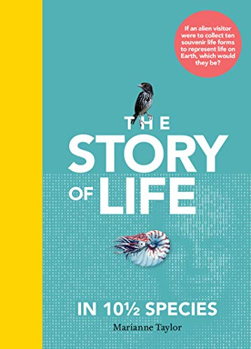 Book Cover: The Story of Life in 10 1/2 Species