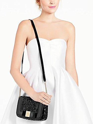 Kate Spade New York Primrose Hill Sequin Little Kaelin Crossbody Bag