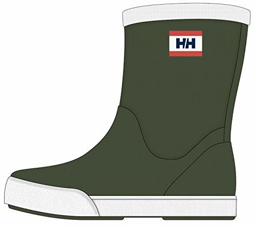 Helly Hansen 11199, Damen Stiefel & Stiefeletten  37 EU grün (grün 472)