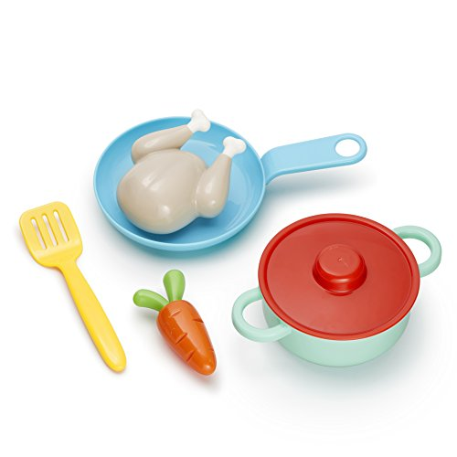Kid O Simmer and Saute Set Toy by Kid O