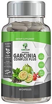 100 natürliche Garcinia Cambogia xt extreme Gewichtsverlust Ergänzung