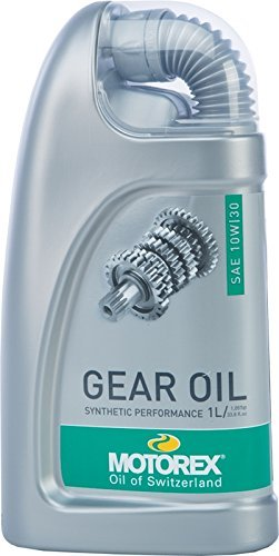 Motorex Gear Oil 10w30 1l 10w30 (1 Liter) 109901 by Motorex