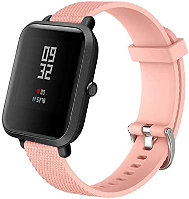 Zolimx para Xiaomi Huami Amazfit Bip Reloj Reemplazo Suave ...