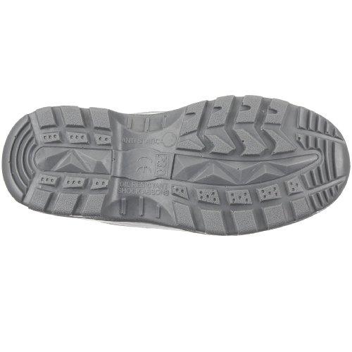 Safety Jogger - Zuecos de cuero unisex Blanco