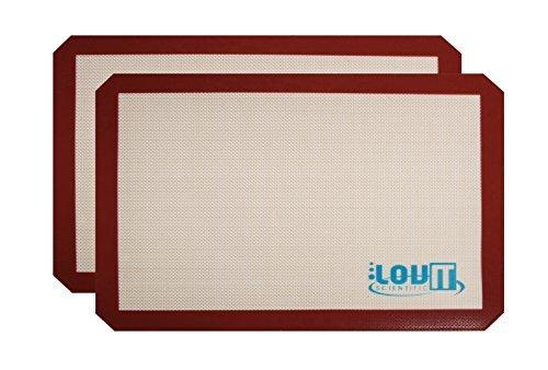 Silicone Baking Mat Set of 2- Lovit Scientific