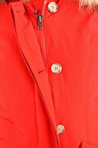 Rosso Artic W's Grigio Donna Wwcps1447 Giubbotto Woolrich Parka 1qvw0zvf