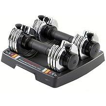 Weider Speed Weight Adjustable Dumbbell44; Set of 2