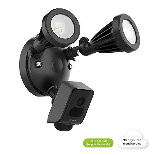Flood Light Security - 6