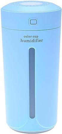 Humidificador portátil USB ultrasónico, purificador de aire para ...