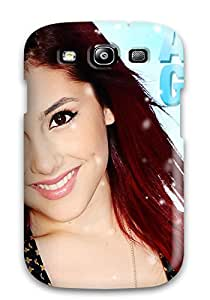 Pretty WRuqlcU593jLmSr Galaxy S3 Case Cover/ Ariana Grande Series High Quality Case