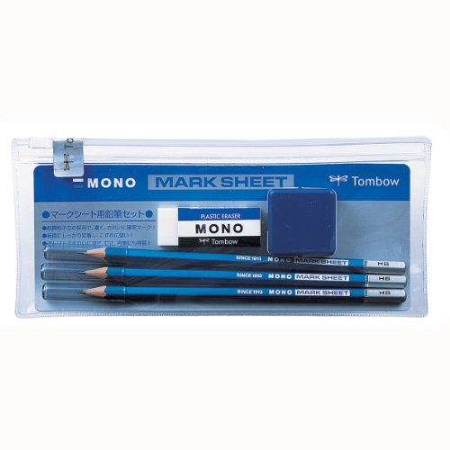 MONO dragonfly pencil mark sheet for pencil pouch set pen input (japan import) by Dragonfly