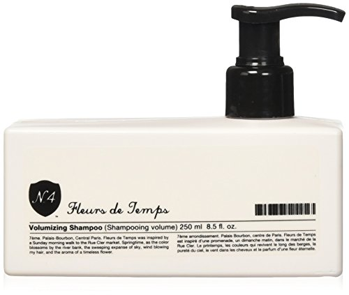 Number 4 Fleurs de Temps Volumizing Shampoo - 8.5 (Performance Volumizing)