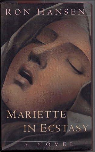 Mariette in Ecstasy: Amazon.es: Hansen, Ron: Libros en ...