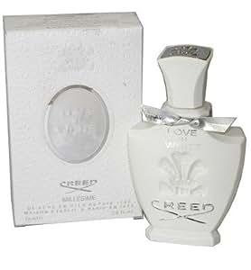 Amazoncom Love In White By Creed Millesime Eau De Parfum Spray