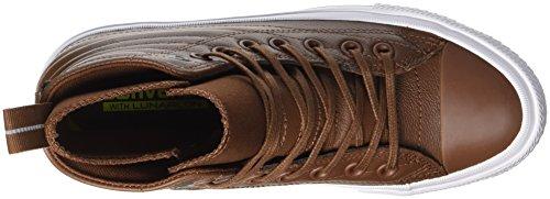 Converse Ctas WP Boot Hi Dark Clove, Sneaker Alte Unisex - Adulto Braun (Dark Clove)