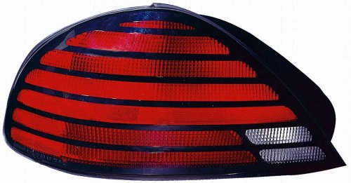 (Depo 336-1911L-AS Pontiac Grand Am Driver Side Replacement Taillight Assembly)