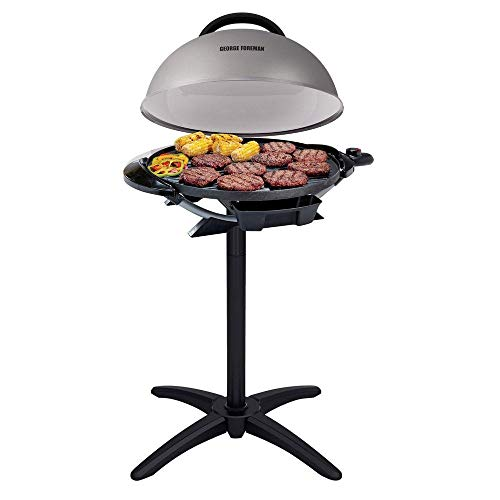 Electric Grill  Portable Griddle Indoor/Outdoor 12 Serving &