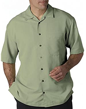 8980 Solid Camp Shirt