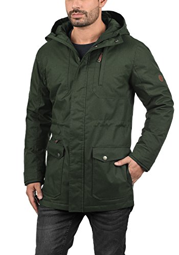 Manteau Capuche D'hiver Longue solid Veste Bello Climb 3785 Ivy Homme À Pour Parka R6zaa5Tq