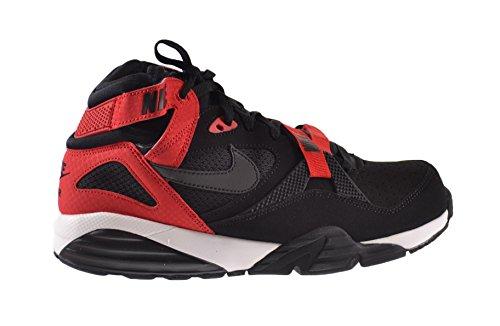 8f48c91aa62 Nike Air Trainer Max  91 Men s Shoes Black Black-University Red-White