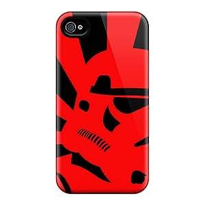 LauraAdamicska Iphone 4/4s Perfect Hard Phone Case Support Personal Customs High-definition Stormtrooper Skin [EHK4379zHtQ]
