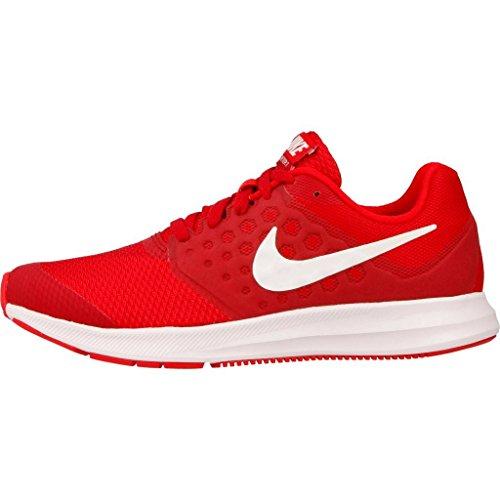 Nike Mädchen Downshifter 7 GS Laufschuhe Rot