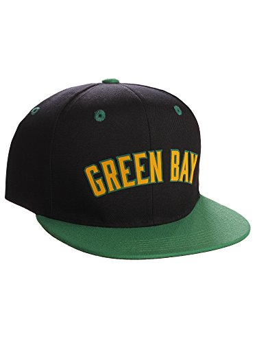 Green Bay Packers Flat Bill Hats b5ee75fc7
