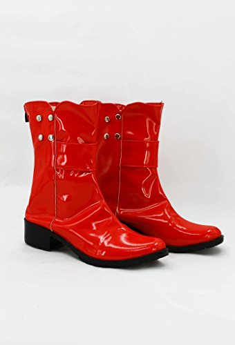 Meurtre Dramatique Dmmd Mizuki Cosplay Chaussures Bottes Faites Sur Commande