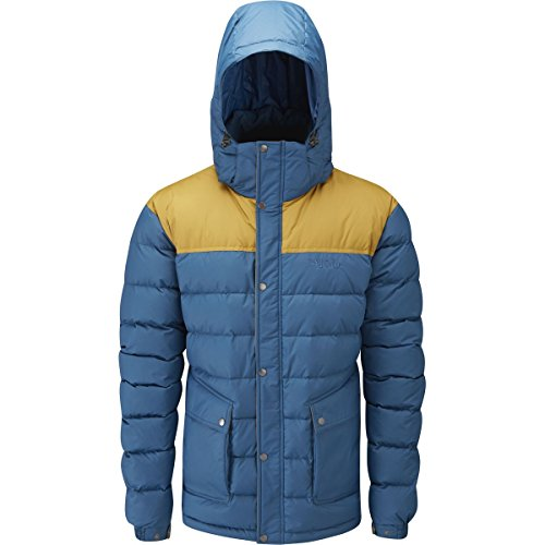 Rab Escape Sanctuary Down Jacket Ink/Footprint