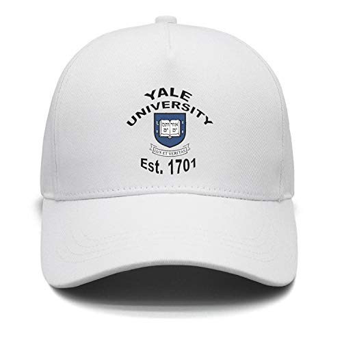 Unisex Yale-University-Poster-Prints- Baseball Cap Men Women - Classic Adjustable Hat