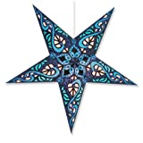 Celtic Blue Star Lantern (Celtic Blue Star Lantern)