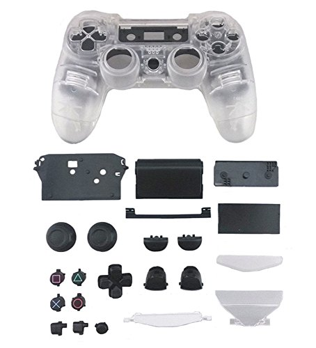 yueton Replacement Housing Controller Shell PlayStation