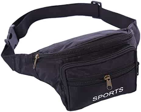 Yuyahu Utility Cycling Waist Fanny Pack Belt Bag Travel Hip Purse Outdoor  Sports Bags f06eaea0ce174