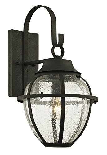 Troy Lighting B6451 Bunker Hill Outdoor Wall Sconce, Vintage Bronze (Outdoor Lighting Troy Iron)