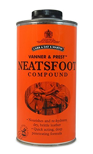 Carr & Day & Martin Vanner And Prest Neatsfoot Compound, 500ml by CDM
