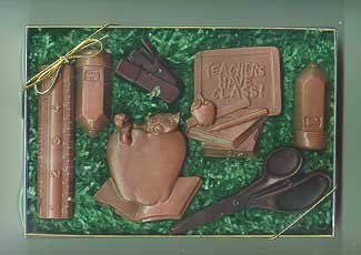 Chocolate Teacher Gift Set - 7 pc.