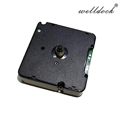 Maslin RCC Movement Receiving Signal 77.5kHz Dual Motor Operated Quartz Machine Europe Automatic Radio Controlled Wall Clock Movement
