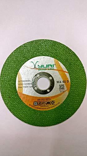 Yuri Cutting Wheel 4″ (Pack of 25) Price & Reviews
