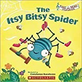 The Itsy Bitsy Spider (Sing and Read Storybook)