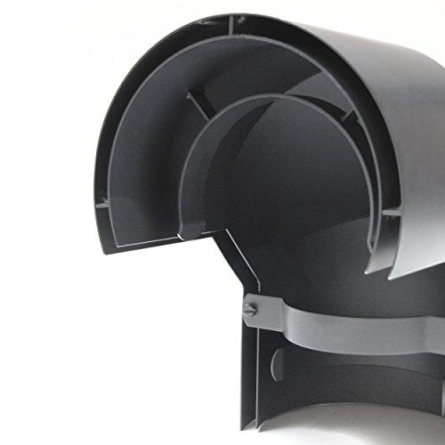 Raik Sh122 150 Gg Rauchrohrbogenofenrohr 150mm Thermoschild