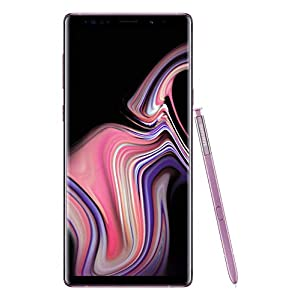 Best Epic Trends 41NLzqDKJ%2BL._SS300_ (Refurbished) Samsung Galaxy Note 9, 128GB, Lavender Purple - Fully Unlocked