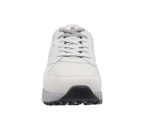 Mesh T Nubuck Sneakers en et TS003 Suede Blanc Shoes Journey qgX4v