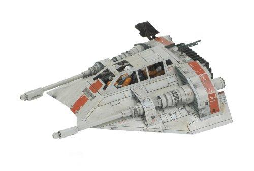 Fine Molds Star Wars (Fine Molds 1/48 Star Wars Rebel Alliance Modified T-47 Snowspeeder