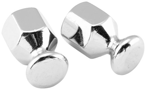 BIKERS CHOICE BUNGEE/SHOCK ABSORBER NUTS 3/8-16 THREAD