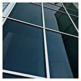 BDF NA20 Window Film Privacy and Sun Control N20, Black (Dark) - 60in X 50ft