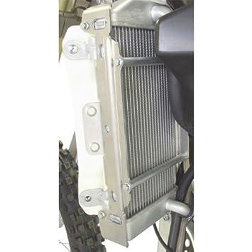 07 – 09 Yamaha YZ450 F: Obras conexión Radiador jaulas (Natural)