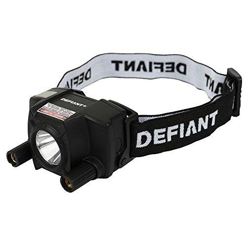 - 3.6-Volt Laser Diode Headlight