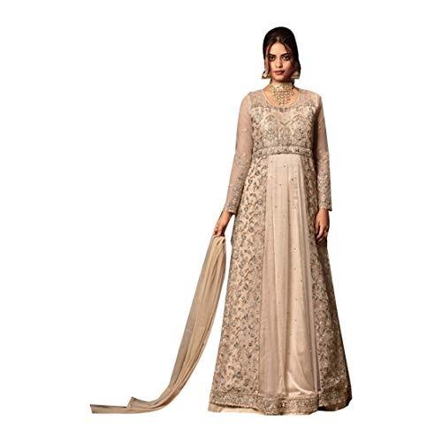 Rakhi Abito donna Eid ETHNIC Anarkali Kameez 2866 Salwar Seta Collezione EMPORIUM Abito lungo g5xwqwTY6